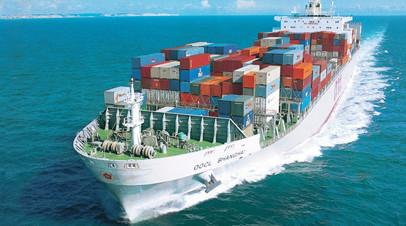 Seafreight transport